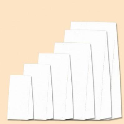 紙袋白無地