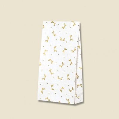 紙袋ニューリボン金